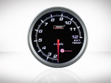 Abgastemperatur Racing Serie, 80 mm