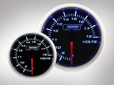 Voltmeter BF Performance Serie 52mm